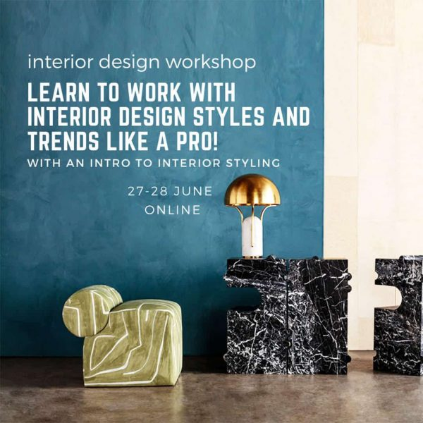 Learn to work with interior design styles 1