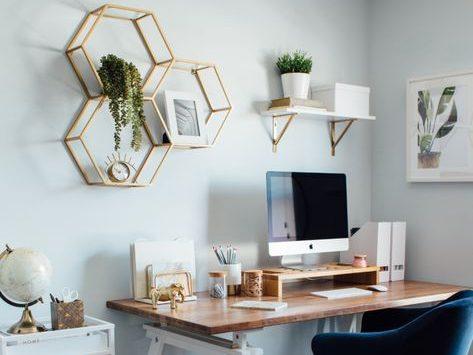 WFH Personalize Desk