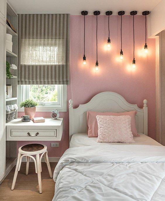 7 DIY ways to make your bedroom look bigger 1