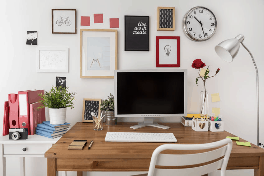 10 tips to set up your work from home space