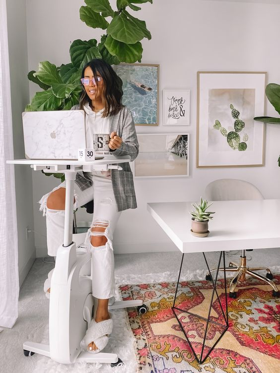 5 tips to create an Instagram-worthy WFH space 1