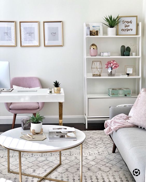 5 tips to create an Instagram-worthy WFH space 4