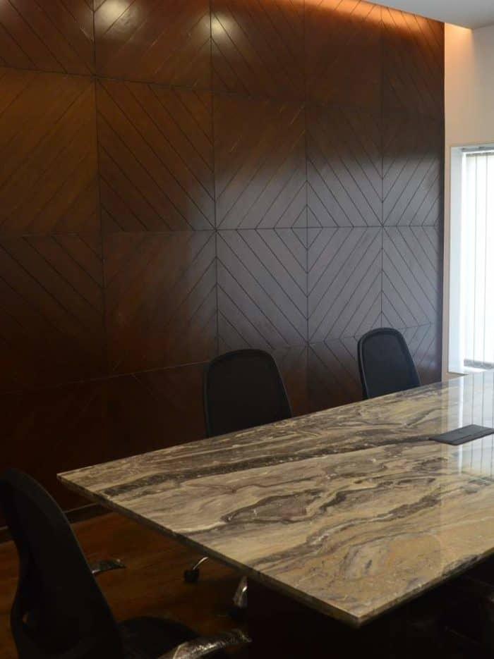 Alcove Studio office project
