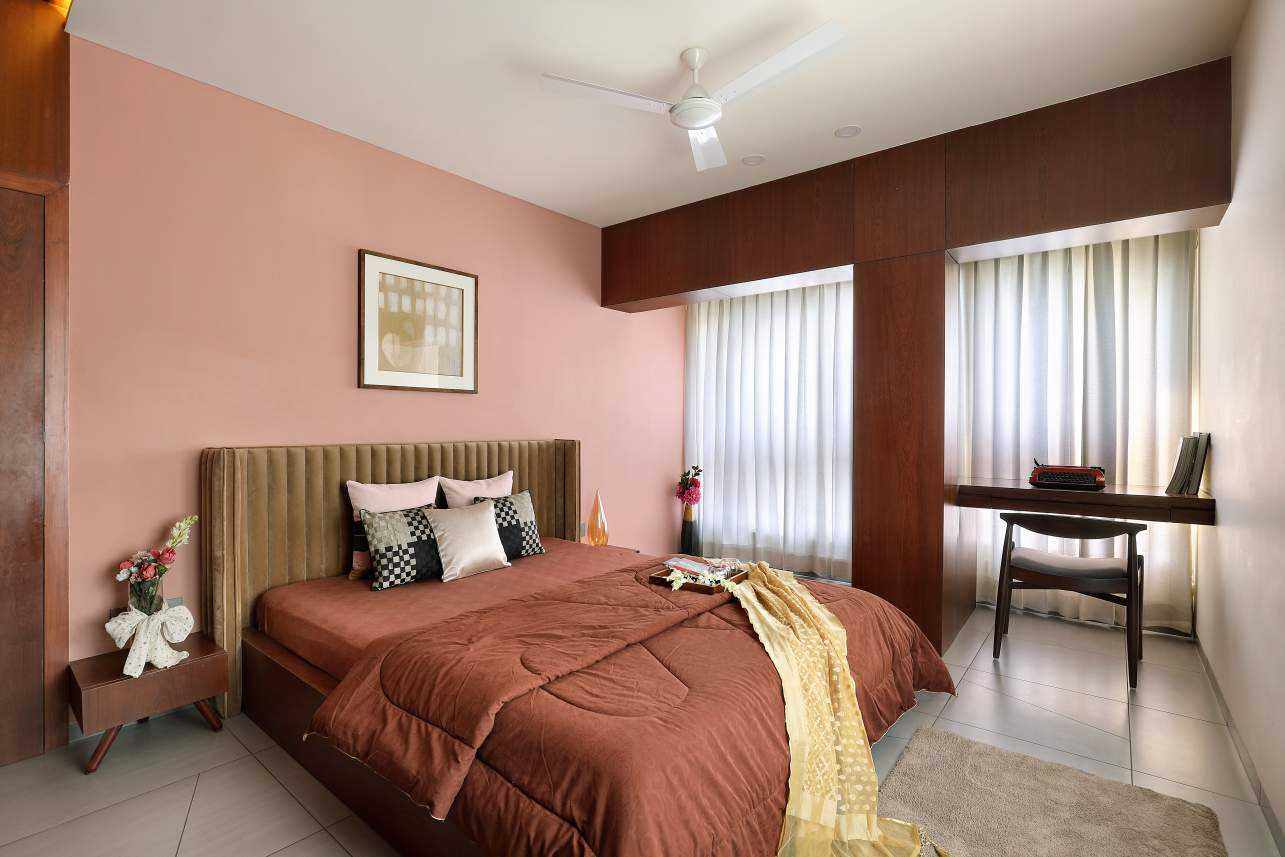 Alcove Studio bedroom interiors