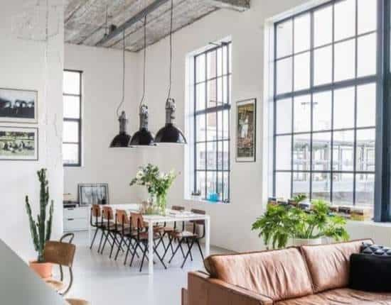 industrial-interior-design-style