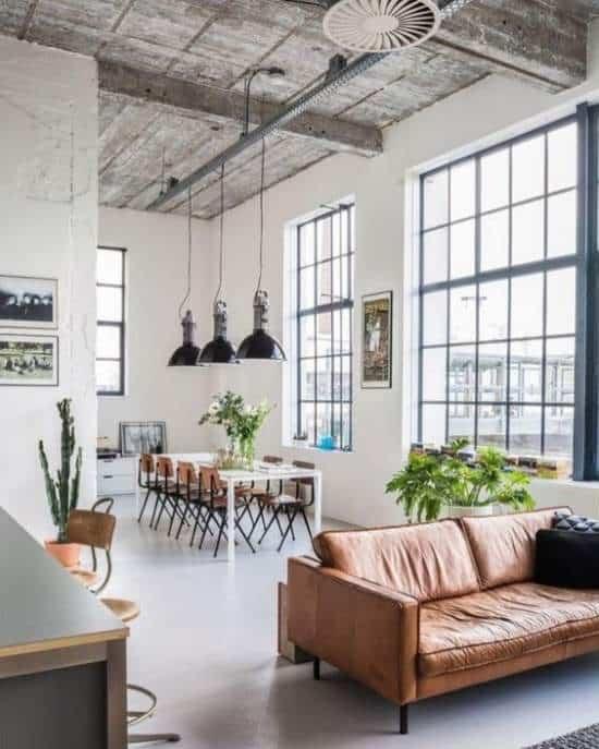 industrial-interior-design-style