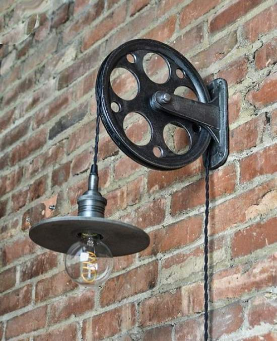 industrial interior design style