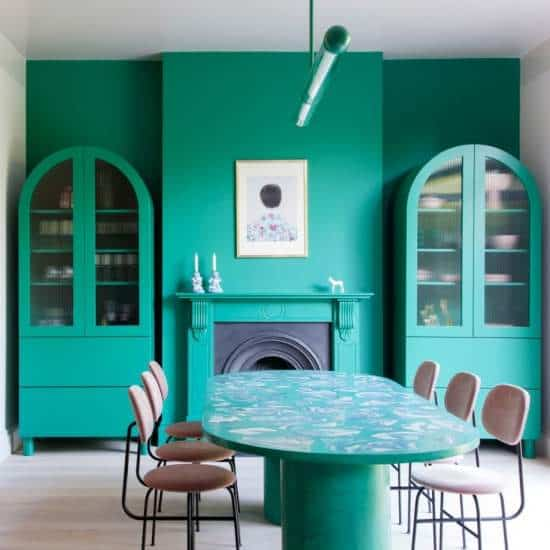Lozenge - The 'understated' Pill-shaped interior design trend which is soft curves & more... 1