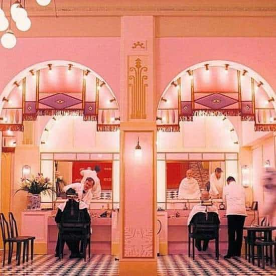 Lozenge-arched-doorway-the-grand-budapest-hotel