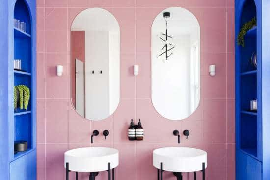 Lozenge - The 'understated' Pill-shaped interior design trend which is soft curves & more... 2
