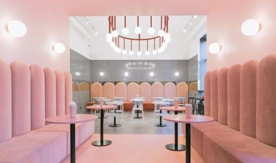Lozenge - The 'understated' Pill-shaped interior design trend which is soft curves & more... 3