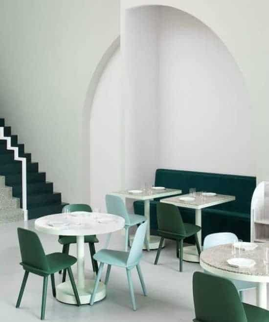 Lozenge - The 'understated' Pill-shaped interior design trend which is soft curves & more... 5