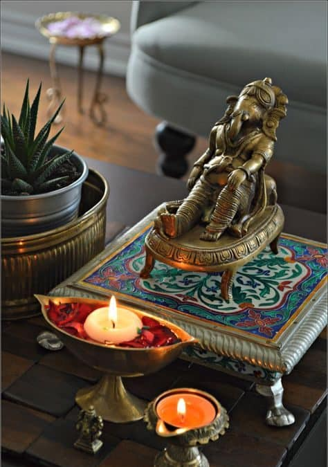 Alcove_Lamps, Diyas and more