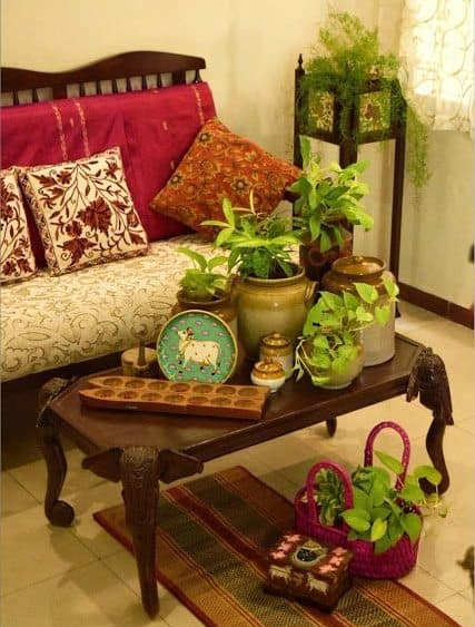 Alcove_Green in Indian Home Decor