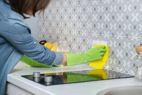 6 points to ensure a clean kitchen 4