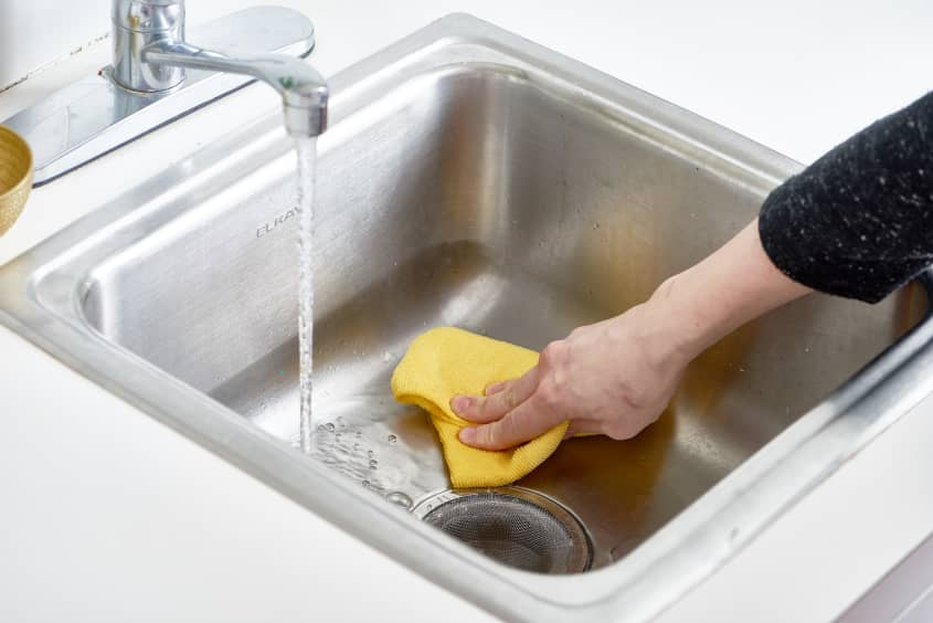 6 points to ensure a clean kitchen 5