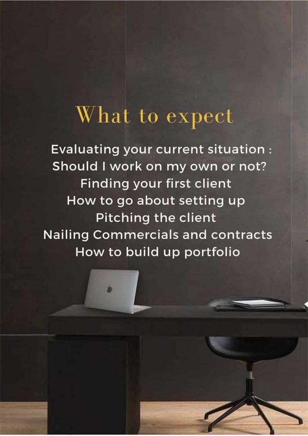 Setting up your Interior Design studio! 4