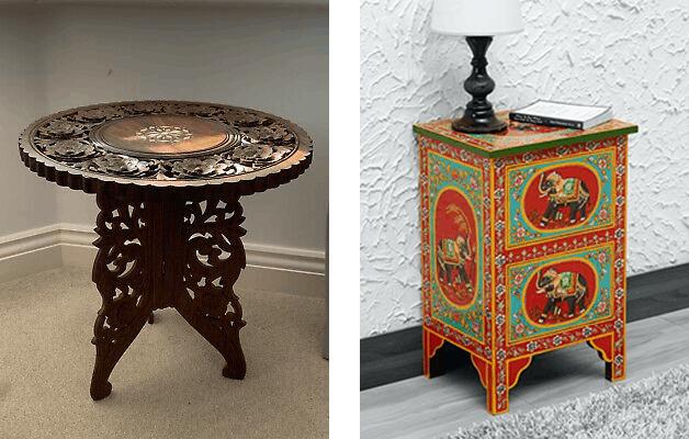 Wooden Furniture- Bedside table