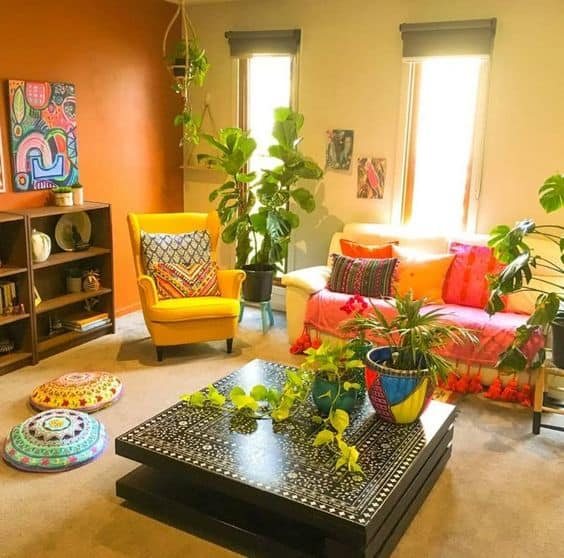 Alcove_Colours in Indian home decor