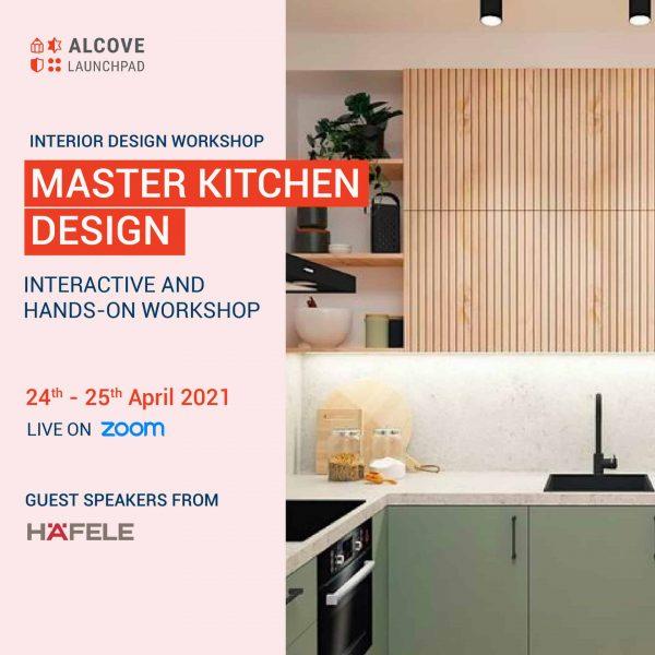 Master Kitchen Design 1