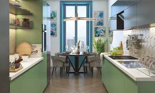 Why parallel kitchen design is the hottest talk of the town 1
