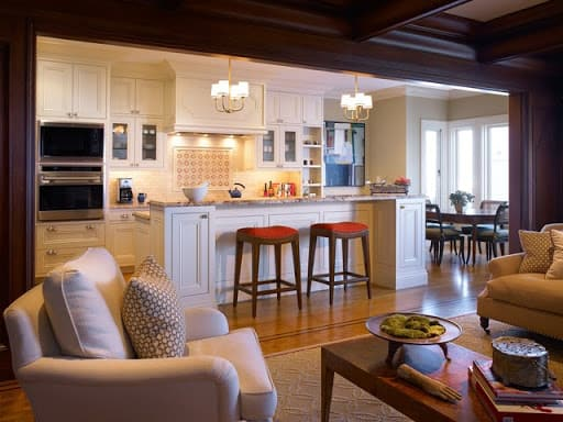 open kitchen design for indian home