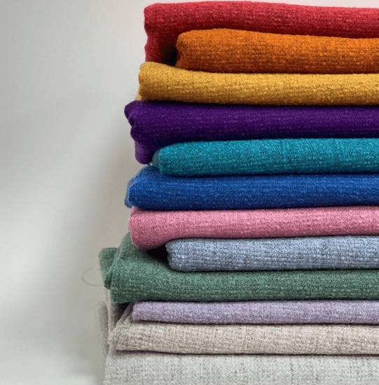 """BOUCLE FABRIC- THE """"IT"""" TEXTILE OF 2020 1"""