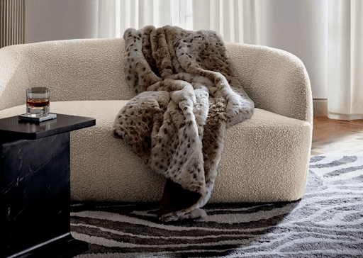 """BOUCLE FABRIC- THE """"IT"""" TEXTILE OF 2020 6"""