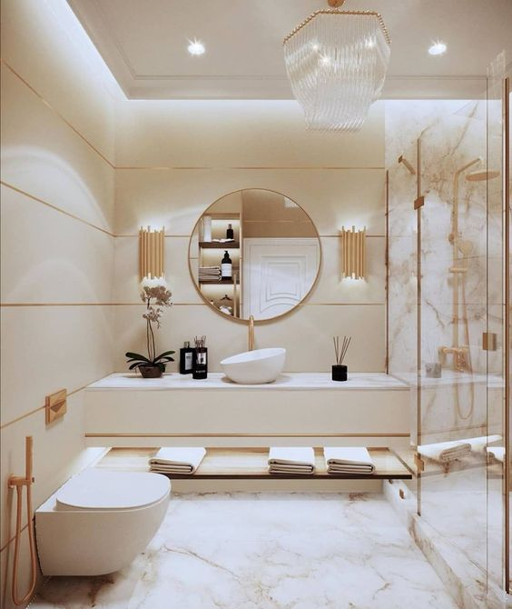 How to spruce up your bathroom interiors 2