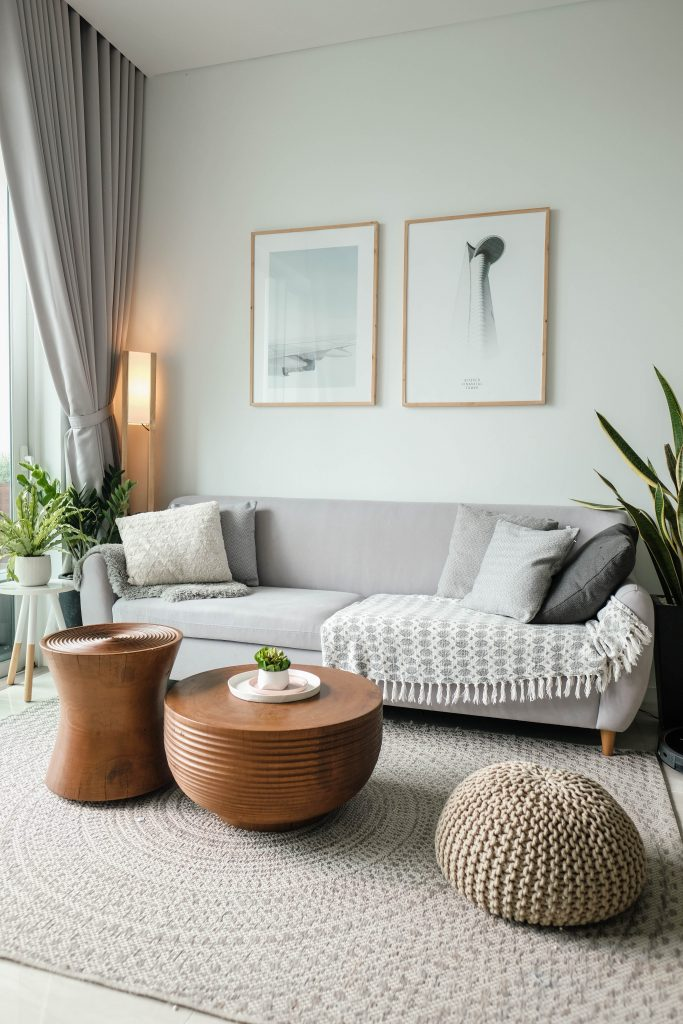 Live in a rental apartment? Here's how to easily style your space 2