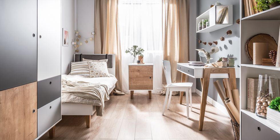 Ideas to make your bedroom look bigger