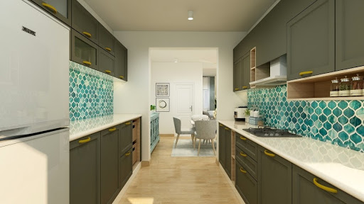 Why parallel kitchen design is the hottest talk of the town 6