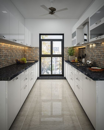 Why parallel kitchen design is the hottest talk of the town 9