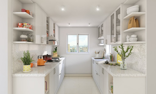 Why parallel kitchen design is the hottest talk of the town 10