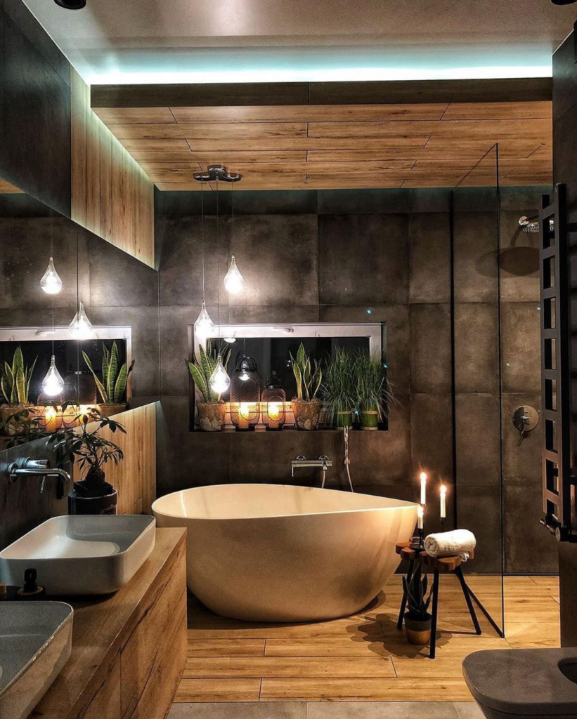 How to spruce up your bathroom interiors 1