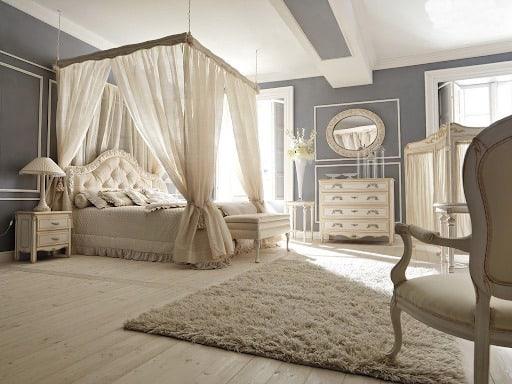 6 Fresh Romantic Interior Design Ideas for your Bedroom 5
