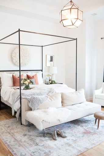 6 Fresh Romantic Interior Design Ideas for your Bedroom 3
