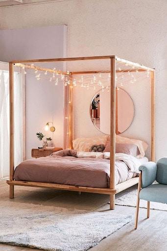 6 Fresh Romantic Interior Design Ideas for your Bedroom 2