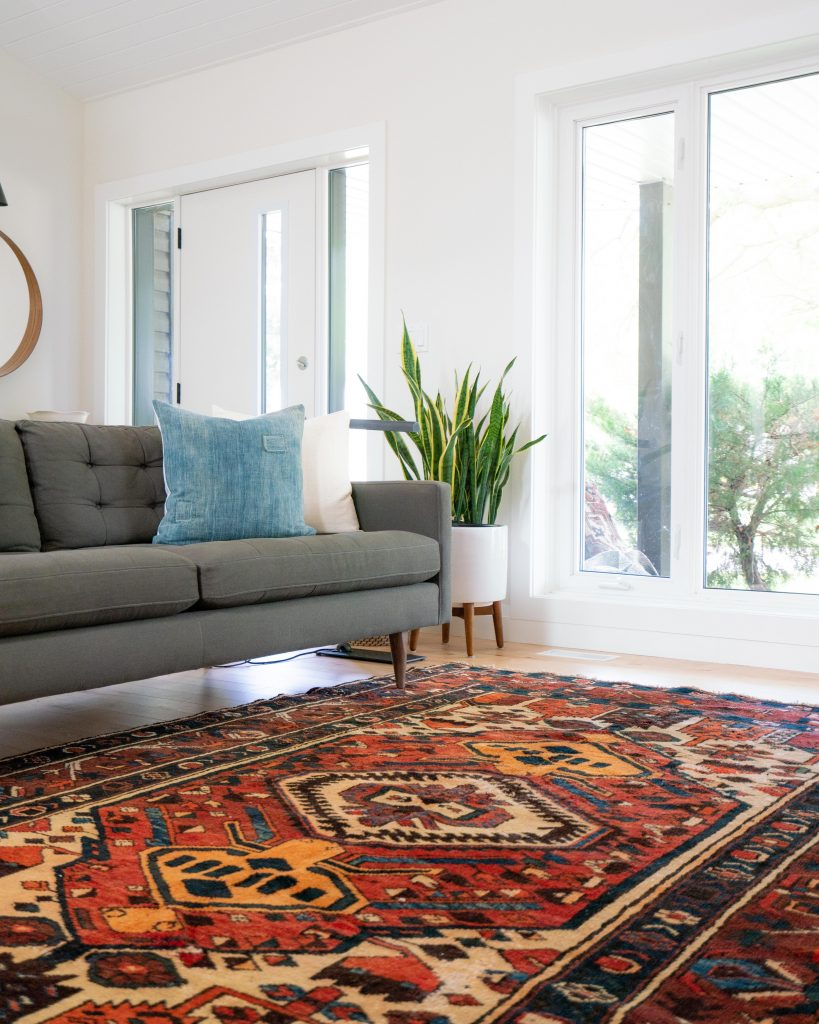 Live in a rental apartment? Here's how to easily style your space 4