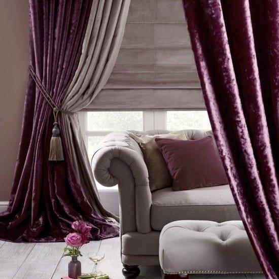 velvet-curtains