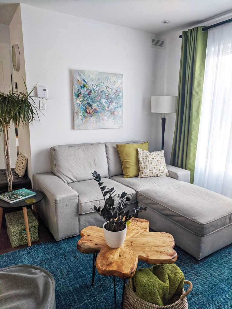 Live in a rental apartment? Here's how to easily style your space 6