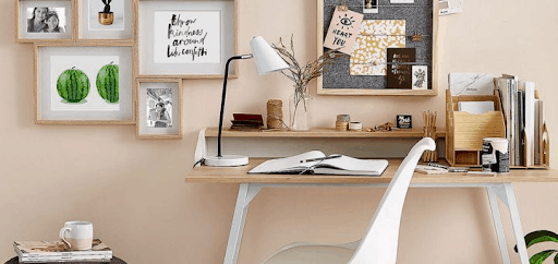 8 STEPS TO SET UP YOUR FIRST HOME OFFICE 1