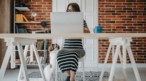 8 STEPS TO SET UP YOUR FIRST HOME OFFICE 5